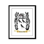 Camarillo Framed Panel Print