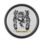 Camarillo Large Wall Clock