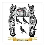 Camarero Square Car Magnet 3