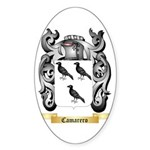 Camarero Sticker (Oval)