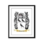 Camarero Framed Panel Print