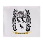 Camarero Throw Blanket