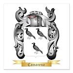 Camarena Square Car Magnet 3