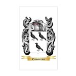 Camarena Sticker (Rectangle)