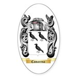 Camarena Sticker (Oval 50 pk)