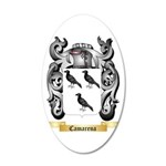 Camarena 35x21 Oval Wall Decal