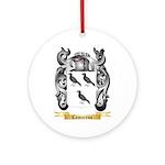 Camarena Ornament (Round)