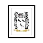Camara Framed Panel Print