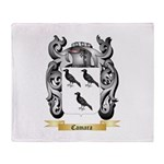 Camara Throw Blanket