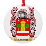 Camancho Round Ornament