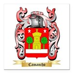 Camancho Square Car Magnet 3