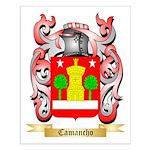 Camancho Small Poster