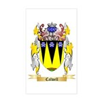 Calwell Sticker (Rectangle)
