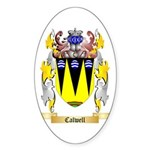 Calwell Sticker (Oval)