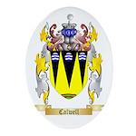 Calwell Ornament (Oval)