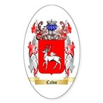 Calvo Sticker (Oval 50 pk)