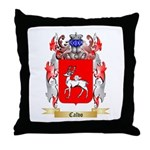 Calvo Throw Pillow