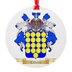 Calvino Round Ornament