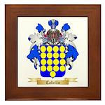 Calvillo Framed Tile