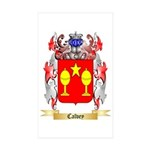 Calvey Sticker (Rectangle 50 pk)
