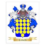 Calvetti Small Poster