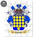 Calvetti Puzzle