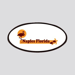 Naples FL - Beach Design. Patches