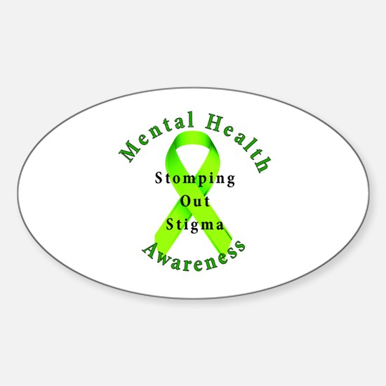 Stomping Out Stigma Decal