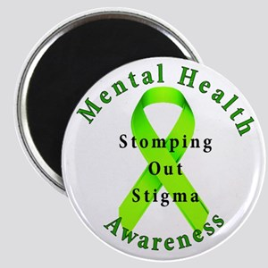 Stomping Out Stigma Magnet