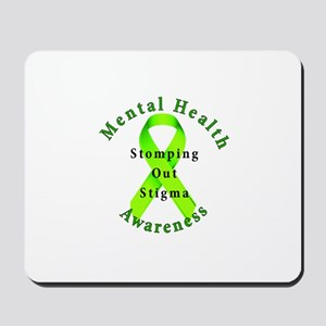 Stomping Out Stigma Mousepad