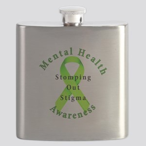 Stomping Out Stigma Flask