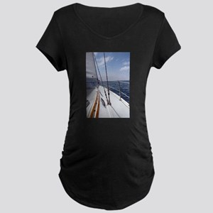 Sail Day Maternity T-Shirt