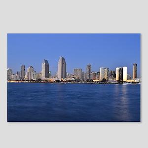 San Diego Postcards (Package of 8)