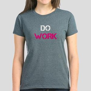 do work pink T-Shirt