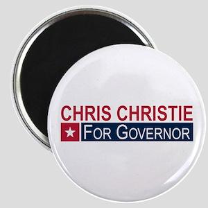 Elect Chris Christie Magnet