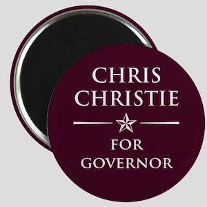 Vote Chris Christie Magnet