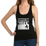 Bitch Racerback Tank Top
