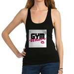 gym-whore Racerback Tank Top