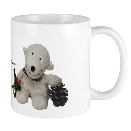 holiday tip #2 mug