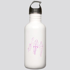 Triathlon Woman Stainless Water Bottle 1.0L