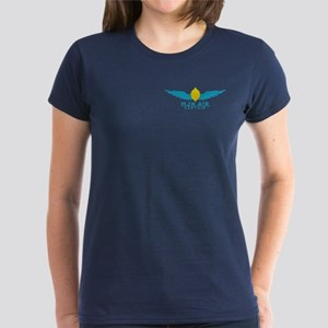 Captain Women's Dark T-Shirt