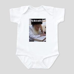 Oy Infant Bodysuit