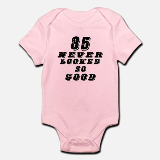 85 Birthday Designs Infant Bodysuit