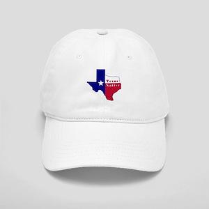 Texas Native Flag Map Cap