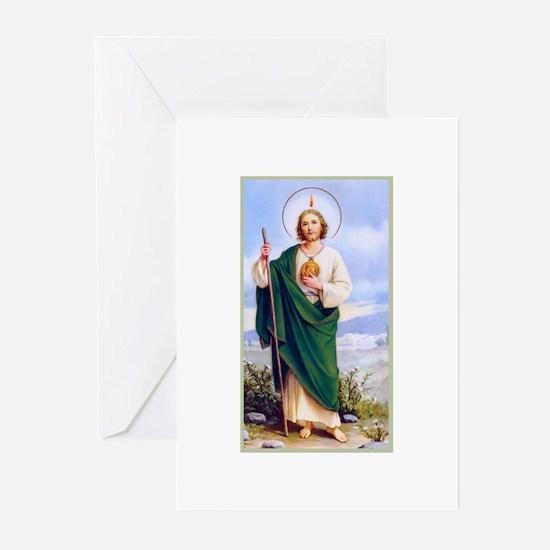Saint Jude Greeting Cards (Pk of 10)