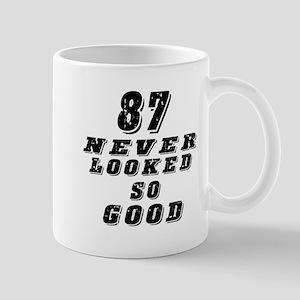 87 Birthday Designs Mug