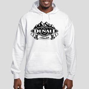 Denali Mountain Emblem Hooded Sweatshirt