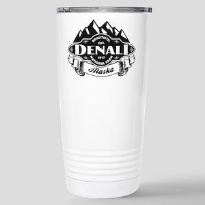 Denali Mountain Emblem Stainless Steel Travel Mug