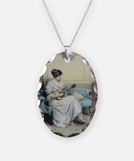 on paperA - Necklace