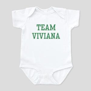 TEAM VIVIANA  Infant Bodysuit